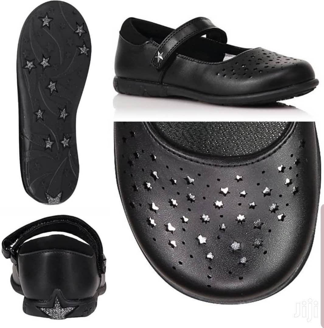 George Black School Shoe For Girls in