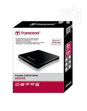 Transcend 8k Extra Slim Portable DVD   Computer Accessories  for sale in Lagos State, Ikeja