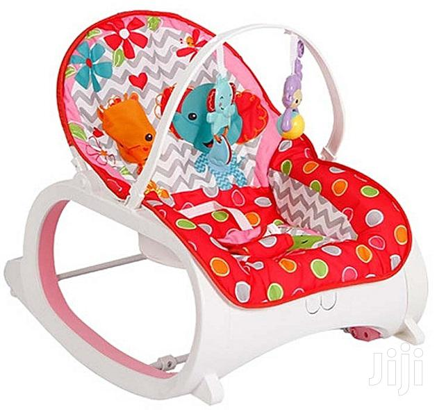 Fisher Price Infant-to-toddler Rocker | Children's Gear & Safety for sale in Ajah, Lagos State, Nigeria