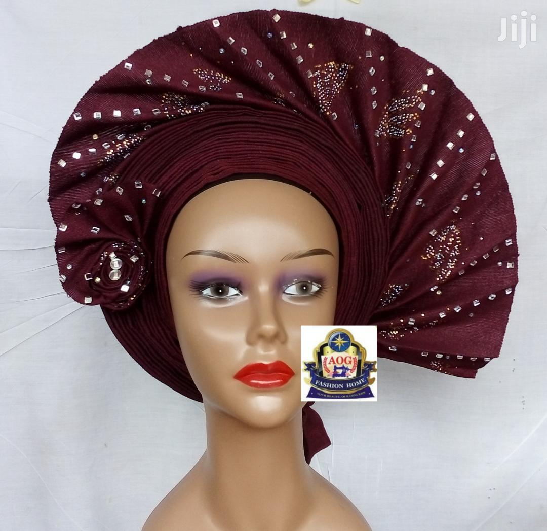Stylish Auto Gele