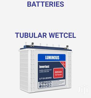 Luminious Tubular 220ah 12v Tubular Battery | Electrical Equipment for sale in Lagos State, Ikeja