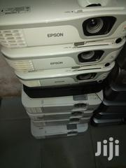 Epson Projector With Screen | TV & DVD Equipment for sale in Ogun State, Remo North