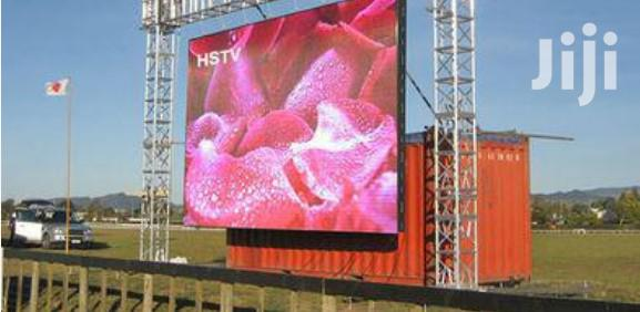 Outdoor Smd LED Display (Ph4 ) With 1024×768mm By Hiphen Solutions Ltd