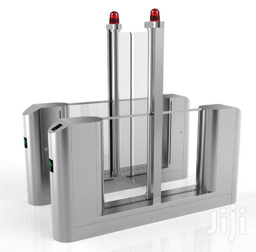 Access Control Equipment Swing Barrier Gate BY HIPHEN SOLUTIONS
