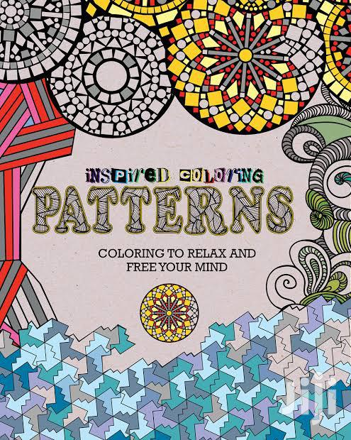 Inspired Colouring Patterns