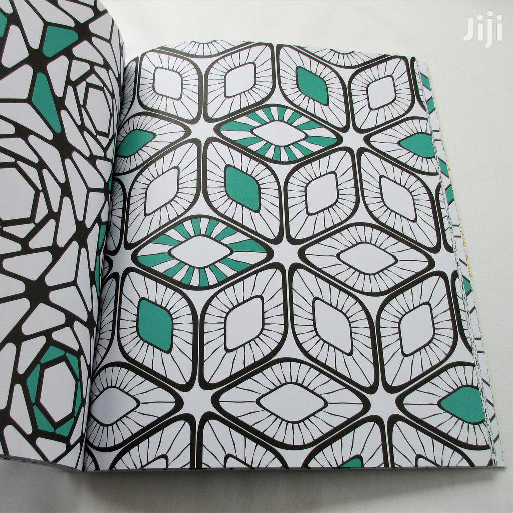 Inspired Colouring Patterns   Books & Games for sale in Surulere, Lagos State, Nigeria