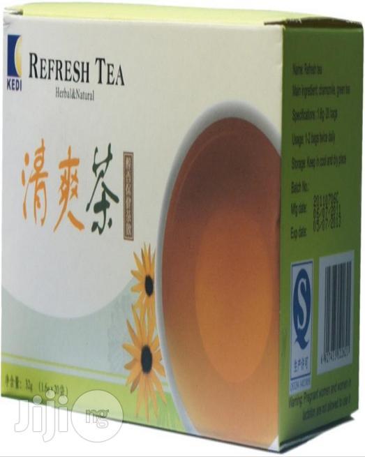 Archive: Kedi Healthcare Refresh Herbal Tea