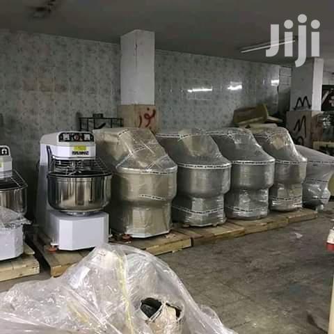 Spiral Dough Mixers Available