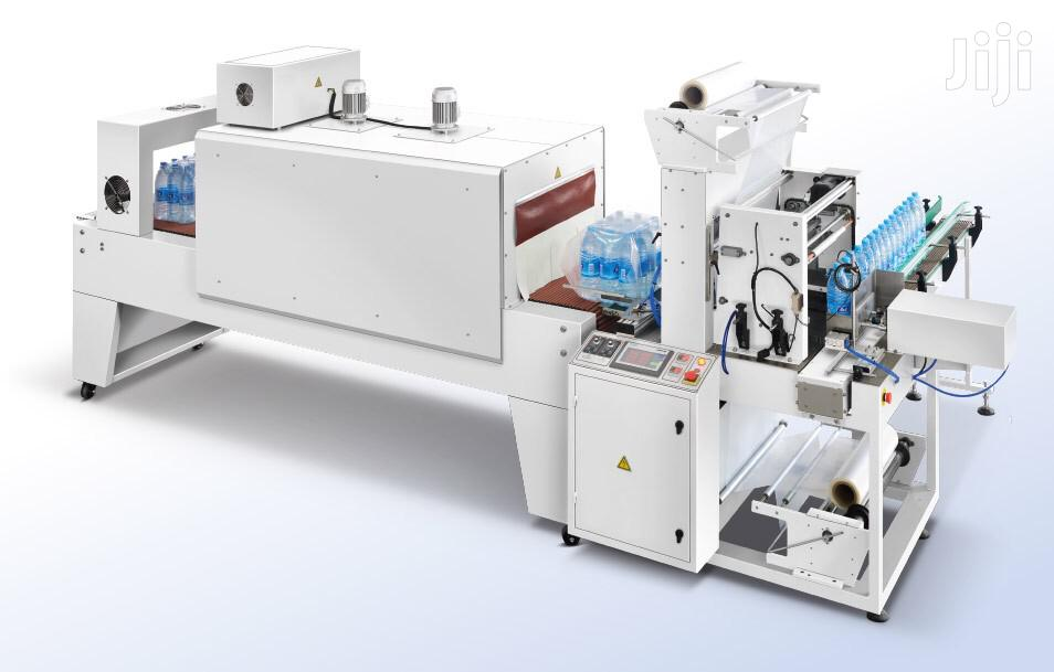 Archive: Automatic Sleeve Sealer Shrink Wrapping Machine