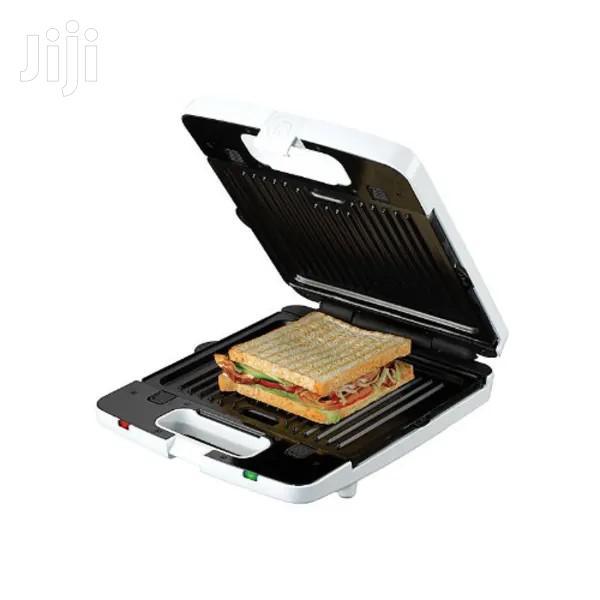 Kenwood Grill-griddle 4 Slice Sandwich Maker -SM740