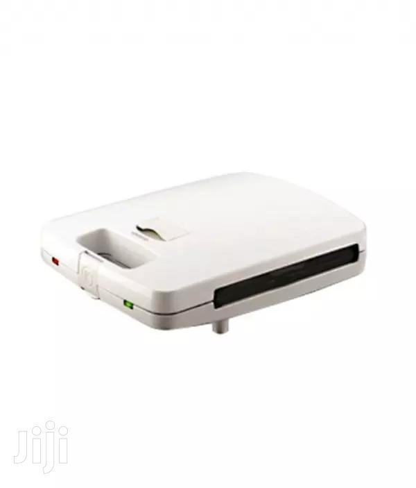 Kenwood Grill-griddle 4 Slice Sandwich Maker -SM740 | Kitchen Appliances for sale in Ojo, Lagos State, Nigeria