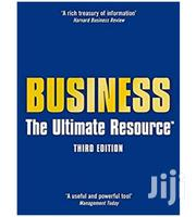 Business: The Ultimate Resource | Books & Games for sale in Lagos State, Ikeja
