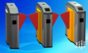 Automatic Turnstile Flap Barrier Gate BY HIPHEN SOLUTIONS LTD | Safetywear & Equipment for sale in Ondo State, Akure