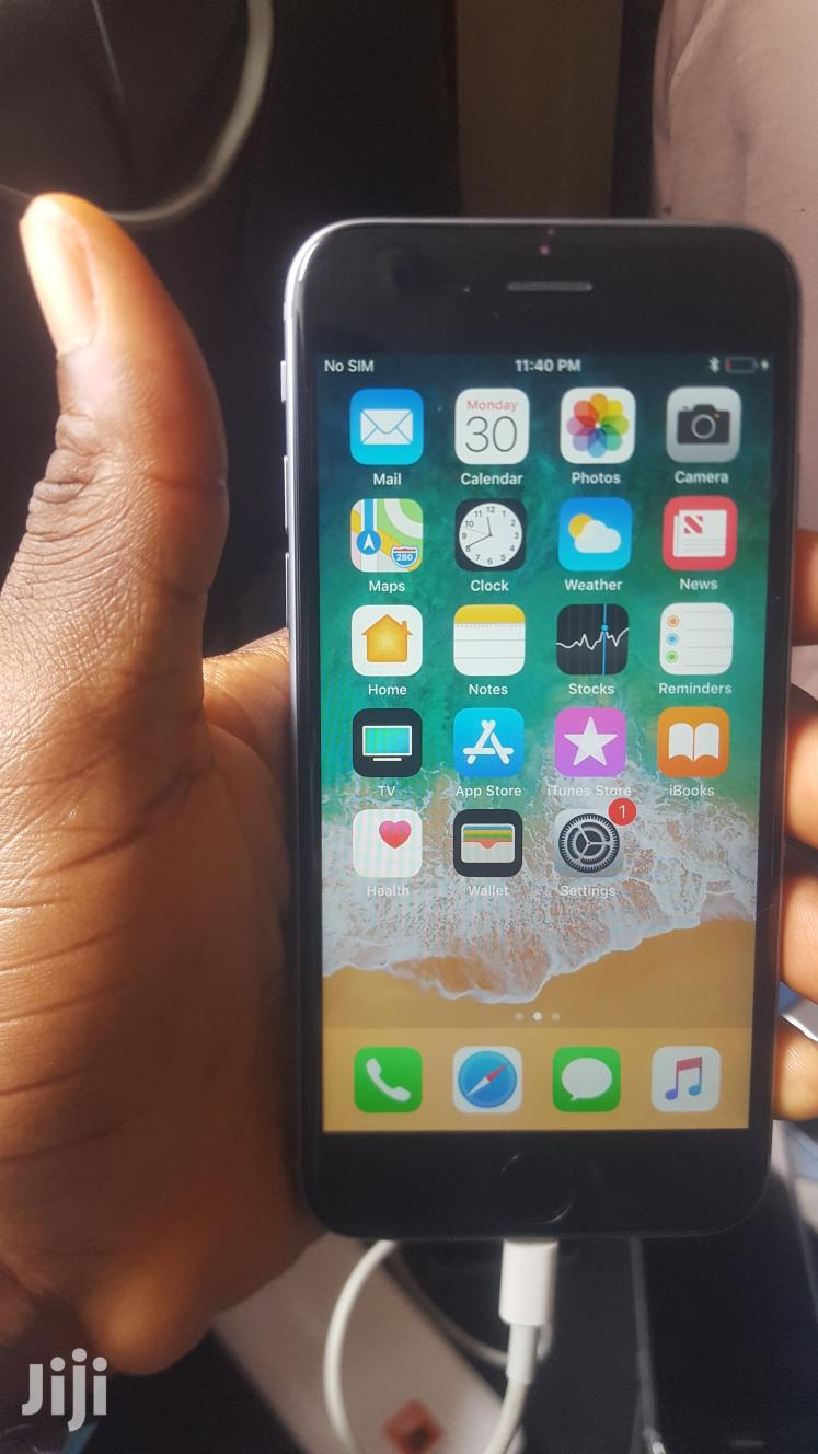 Apple iPhone 6s 16 GB Gray | Mobile Phones for sale in Ikeja, Lagos State, Nigeria