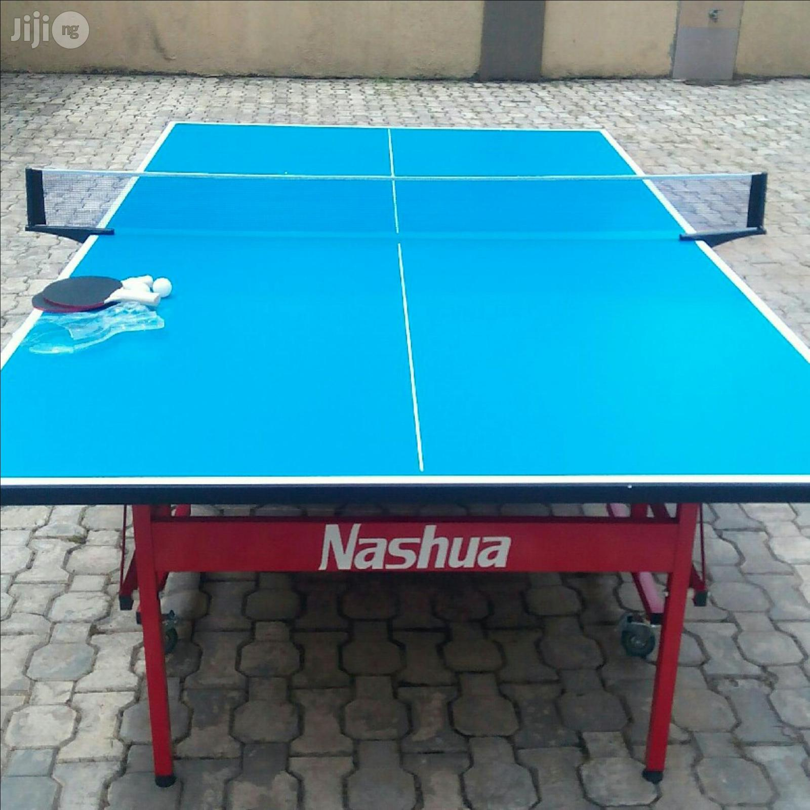 Nassau Fitness Table Tennis Board Outdoor