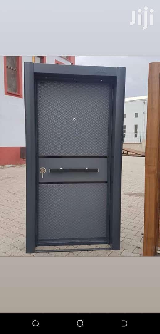 Special Turkish Security Door