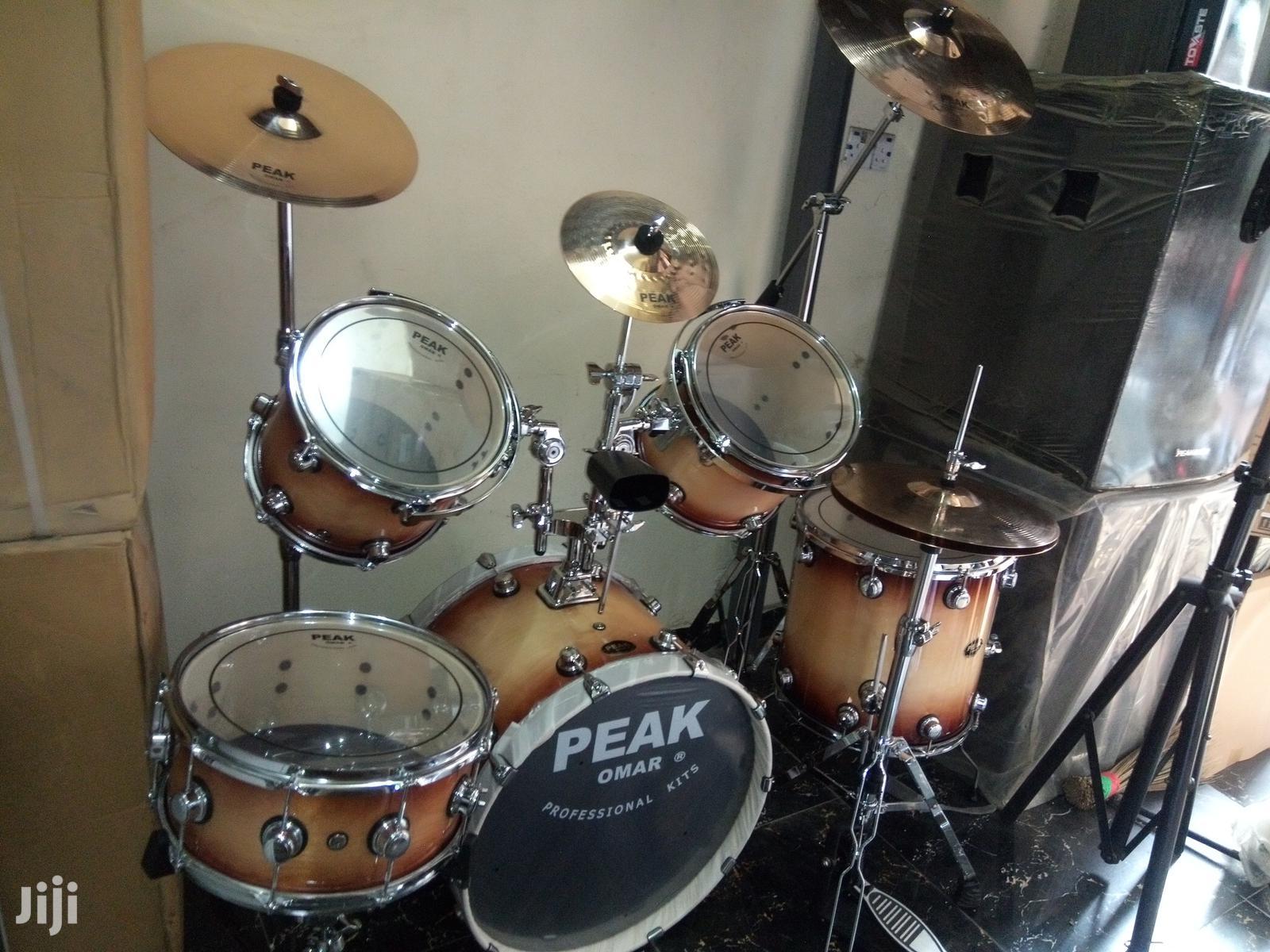 Peakomar Drum 5pcs Set