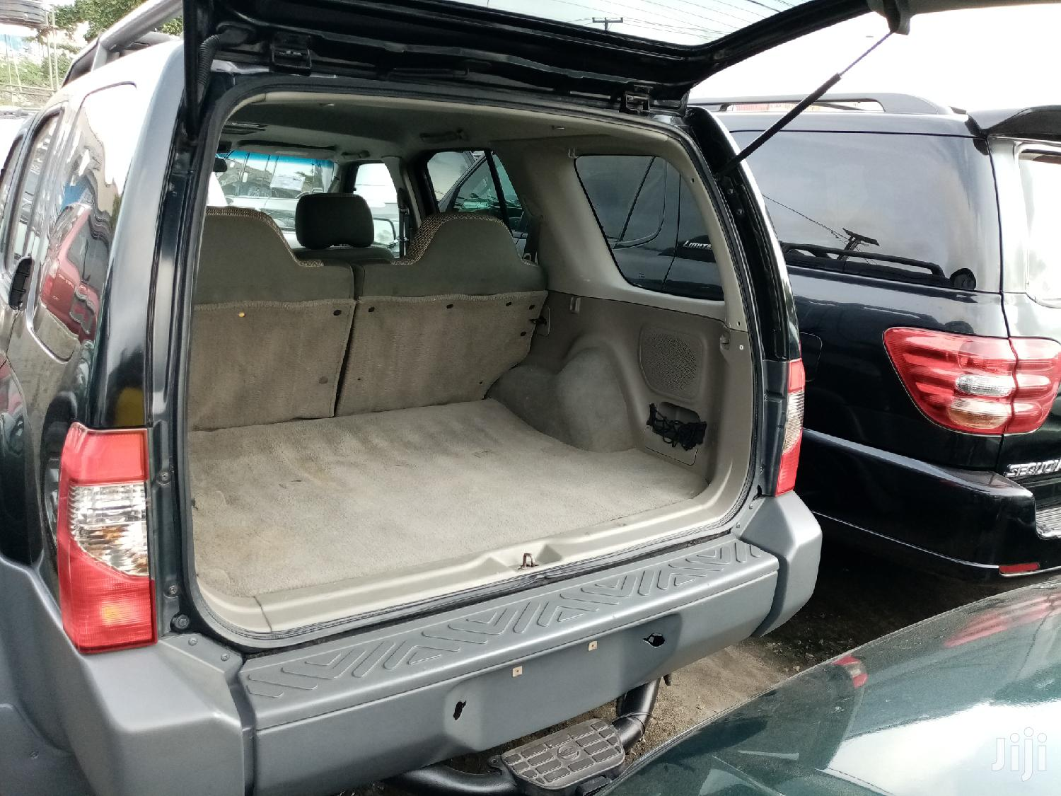 Nissan Xterra Automatic 2003 Black   Cars for sale in Apapa, Lagos State, Nigeria