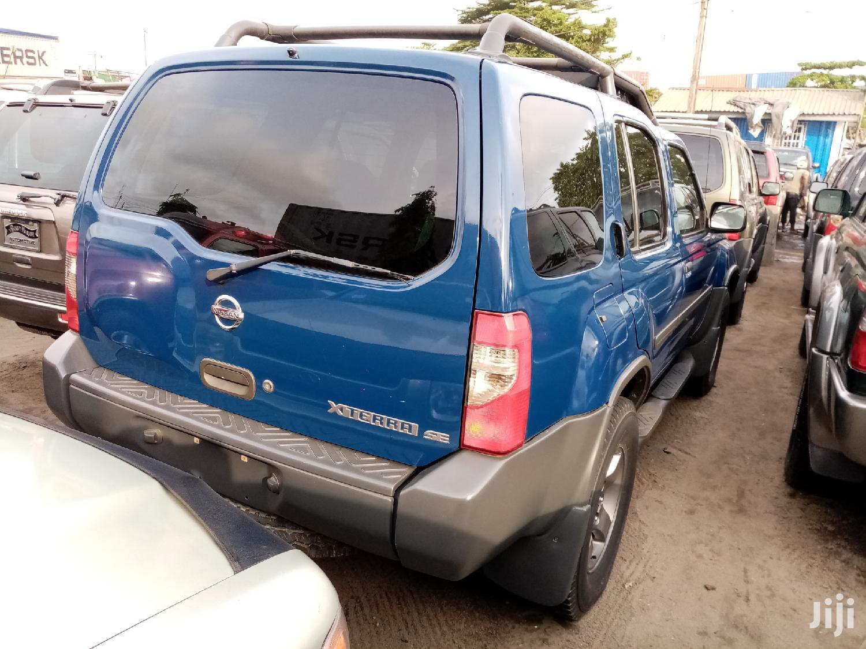 Archive: Nissan Xterra 2003 Automatic Blue