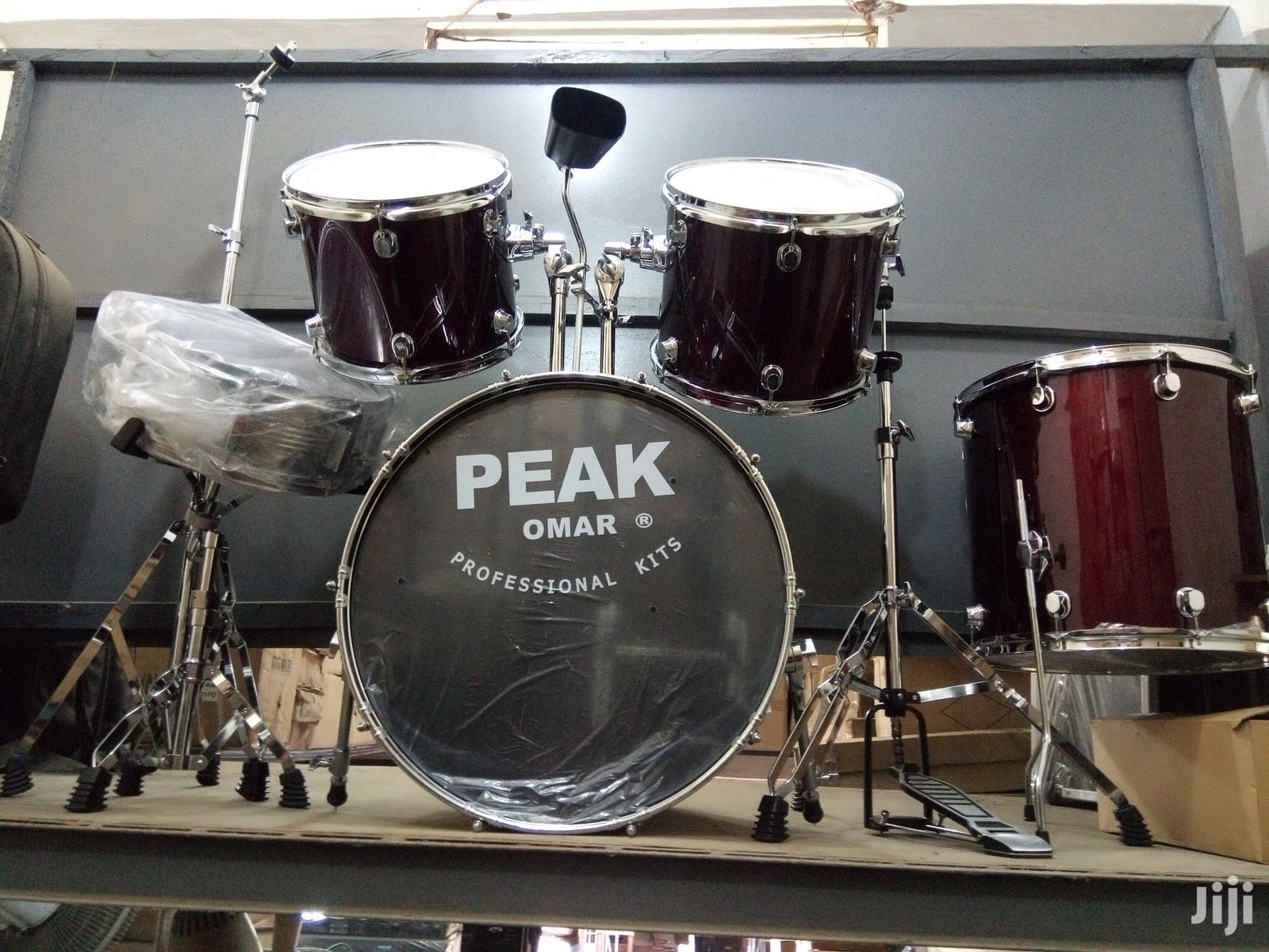 Peakomar Drums Set 5pcs