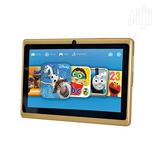 G-tab Q77 Kids Android Tablet For Games & Study | Toys for sale in Ikeja, Lagos State, Nigeria