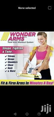 Wonder Arms Trainer For Biceps, Triceps, Shoulder, Chest And Back | Sports Equipment for sale in Lagos State, Mushin