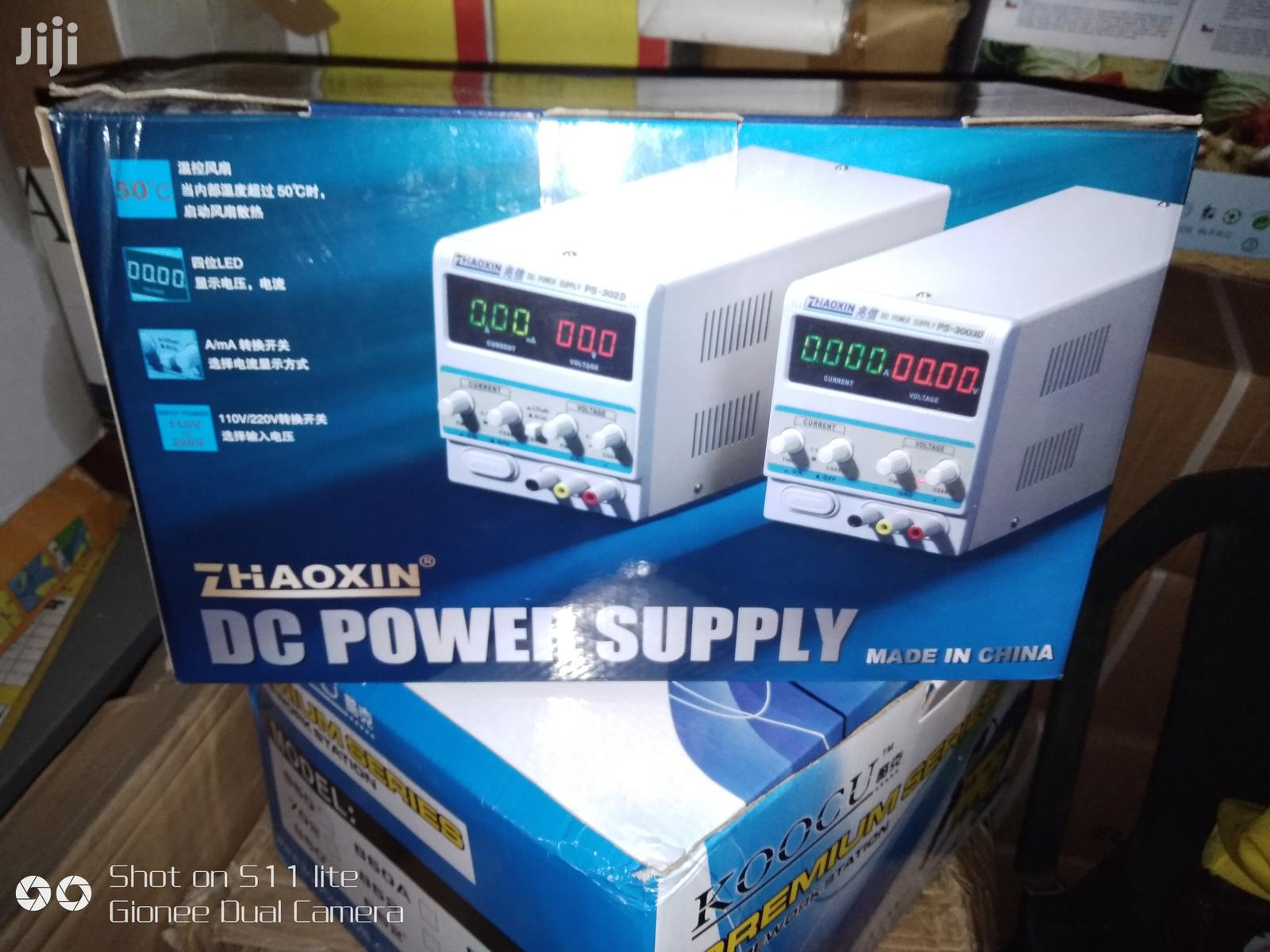 Archive: High Quality Dc Power Supply
