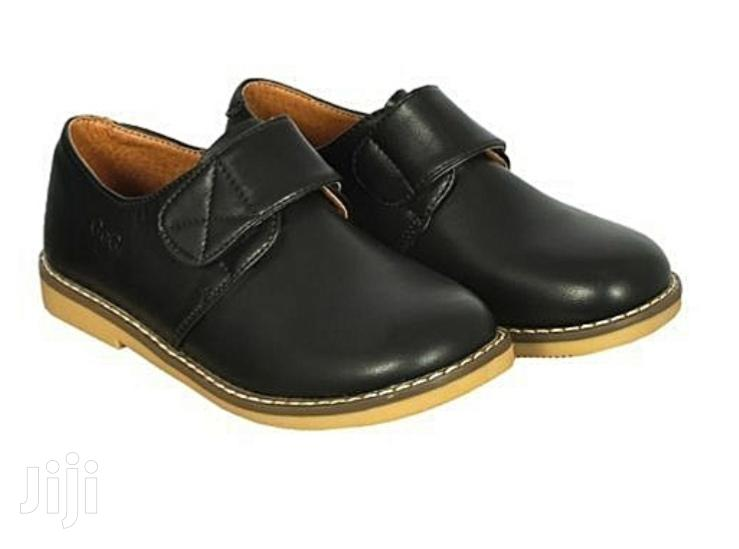 Weilong Kids School Shoe - Black | Children's Shoes for sale in Mushin, Lagos State, Nigeria