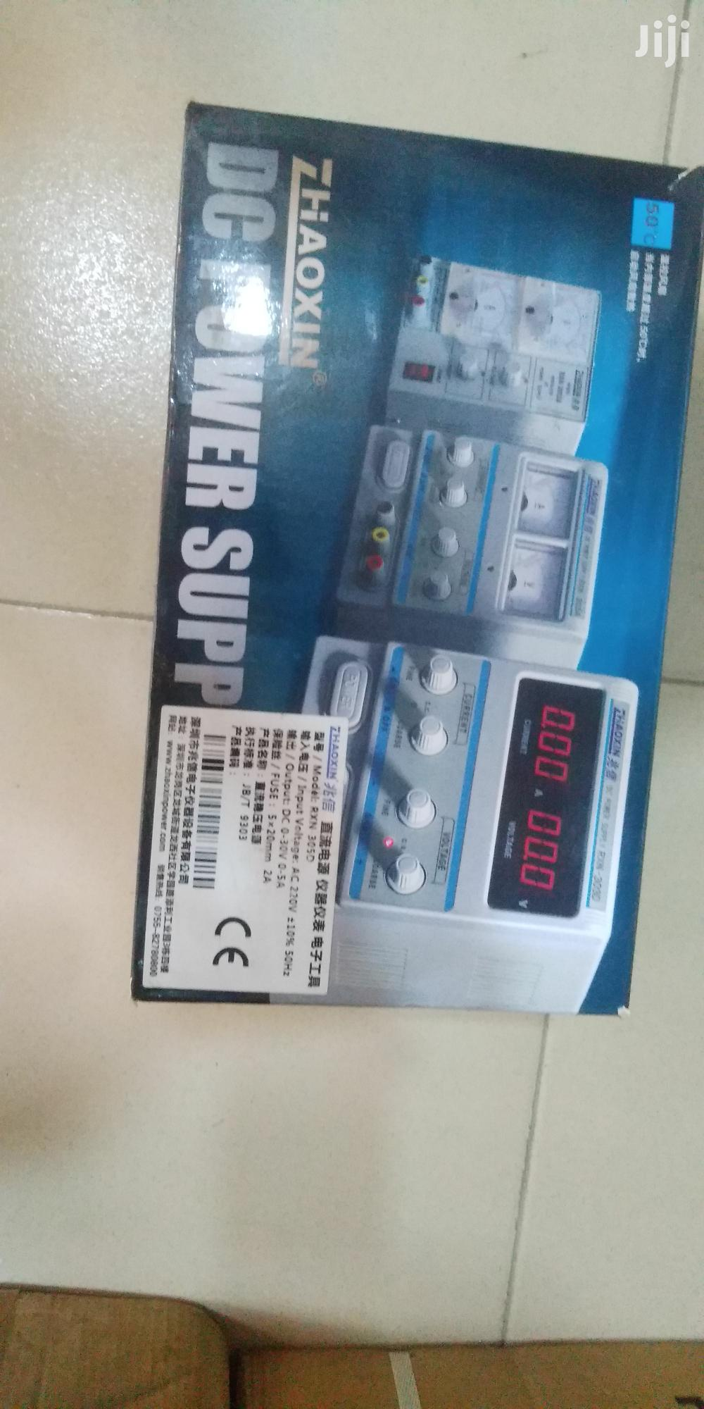 DC Power Supply 30volt 5amps | Electrical Equipment for sale in Ikeja, Lagos State, Nigeria