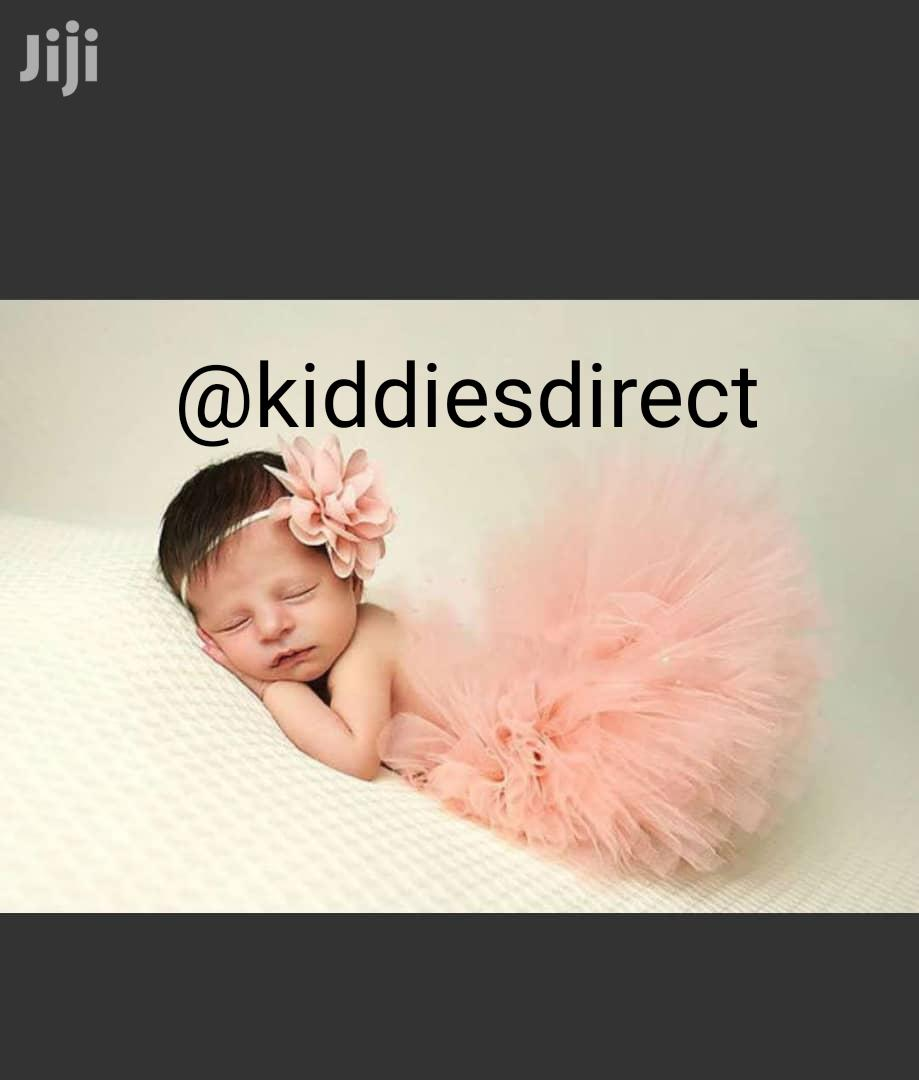 Baby Tutu Skirt Attire For Photo Shoot