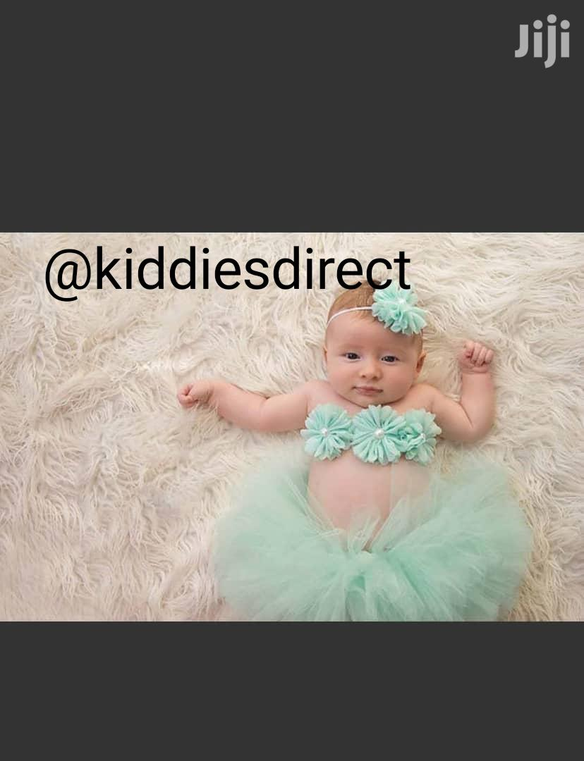 Baby Tutu Skirt Attire For Photo Shoot   Children's Clothing for sale in Lagos Island, Lagos State, Nigeria
