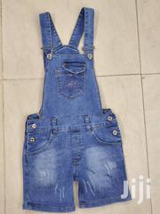 Blue Turkey Dungarees For Girls Ages 2 To 10 Years | Children's Clothing for sale in Lagos State, Lagos Island