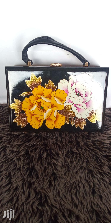 Flower Fashion Hand Bag