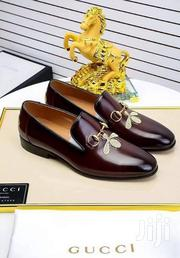 Brown Leather Designer's Shoes Brands by Gucci | Shoes for sale in Lagos State, Lagos Island