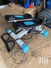 Aerobic Mini Stepper With Resistance Rope   Sports Equipment for sale in Kaduna State, Kudan