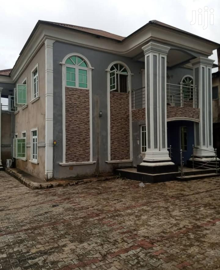 Standard 4-bedroom Duplex With 2-bedroom Flat Attached For Sale In GRA