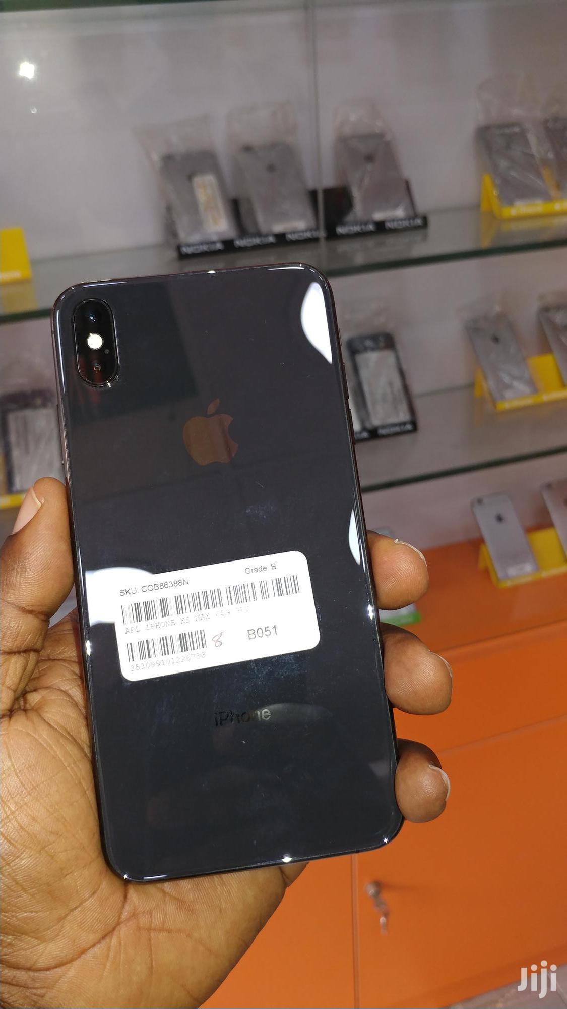 Apple iPhone XS Max 64 GB Gray