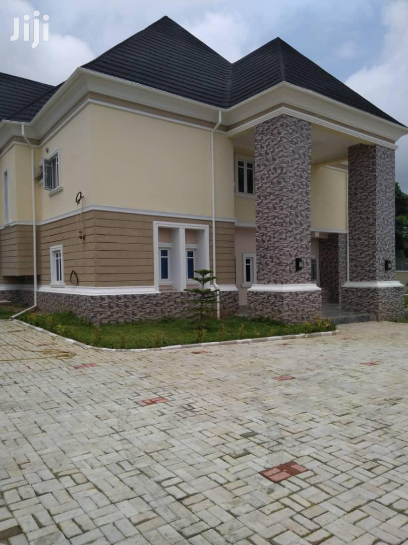 7bedroom Duplex In Gwarimpa For Sale