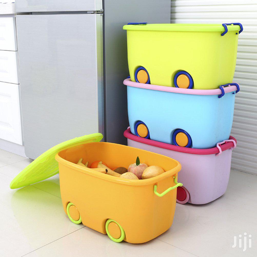 Plastic Storage Container | Children's Furniture for sale in Lagos Island (Eko), Lagos State, Nigeria