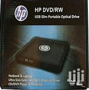 HP External DVD Writer USB 2.0 Optical Drive - Black | Computer Accessories  for sale in Lagos State, Ikeja