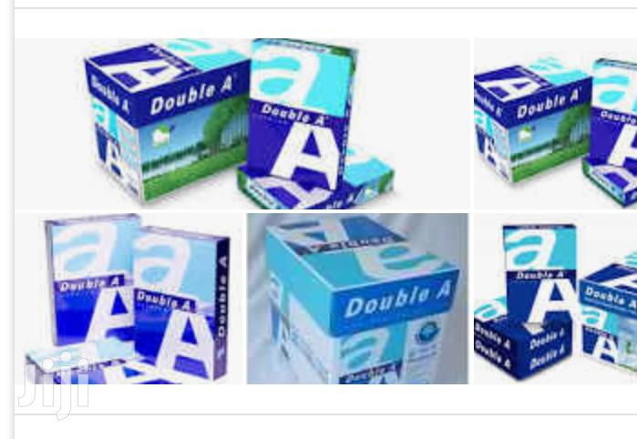 Double A4 80grm Paper | Stationery for sale in Yaba, Lagos State, Nigeria
