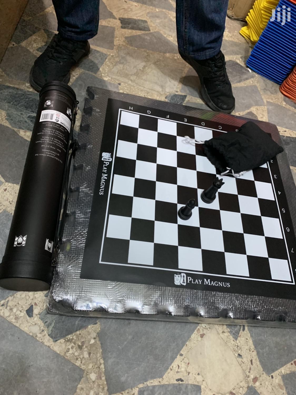Professional Tournament Chess Board
