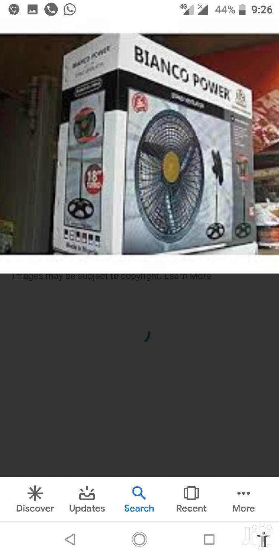 Archive: Bianco Standing Fan