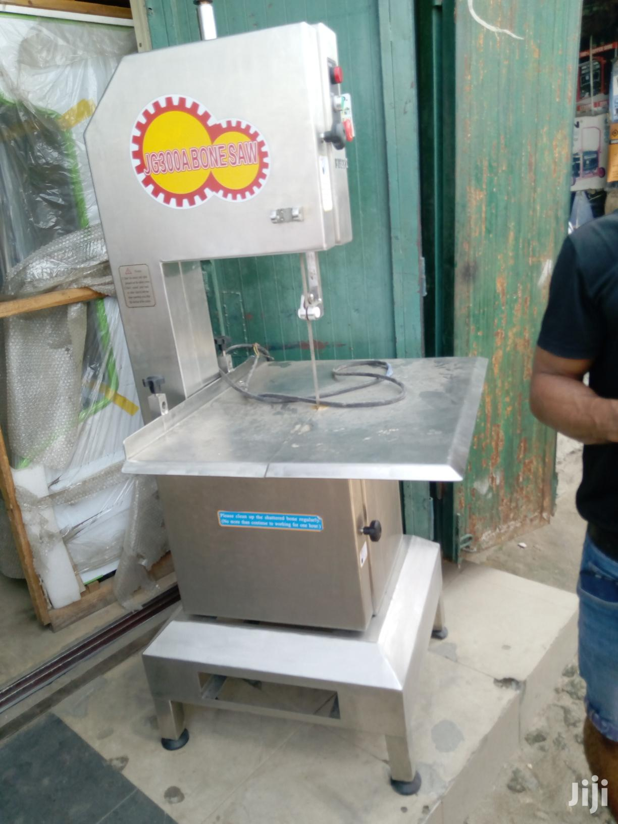 Bone Saw Machine Standing