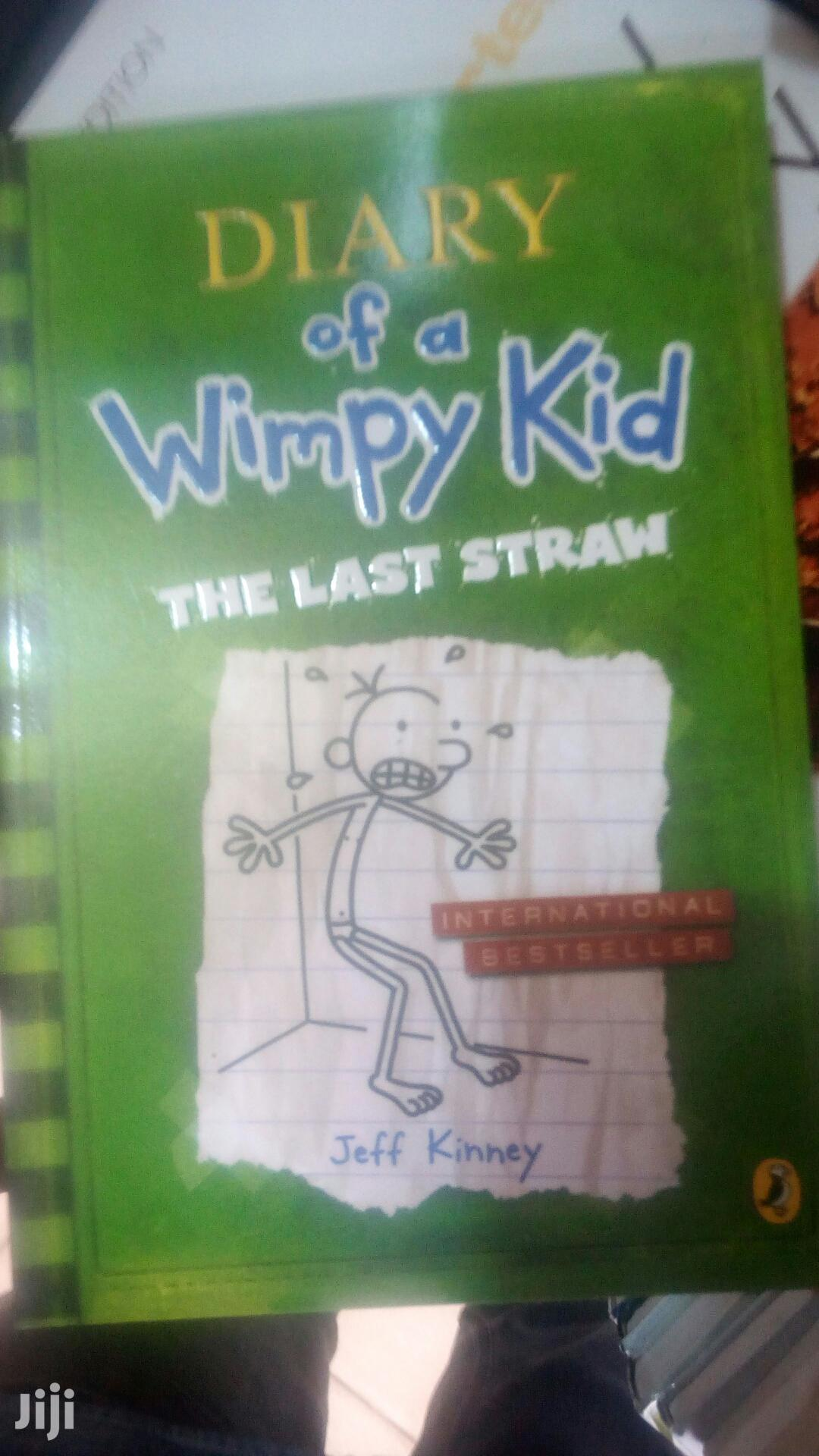 Diary Of A Wimpy Kid | Books & Games for sale in Yaba, Lagos State, Nigeria