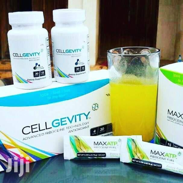 Cellgevity | Vitamins & Supplements for sale in Surulere, Lagos State, Nigeria