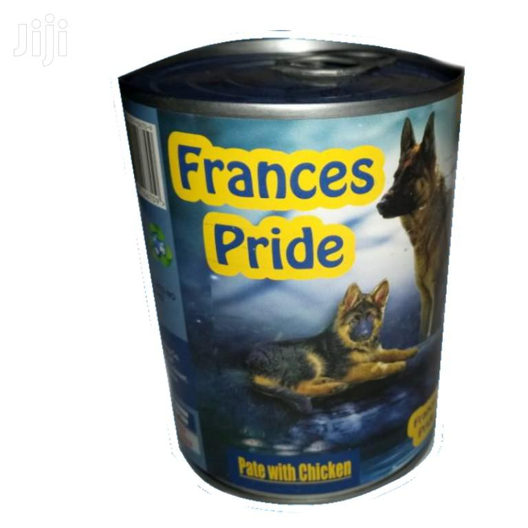 Archive: Frances Pride Dog Canned Food