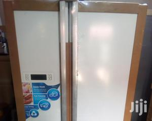 Kenwood Double Doors Refrigerator | Kitchen Appliances for sale in Lagos State, Ojo