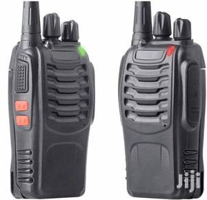 Baofeng 2-way Walkie Talkie Radio   Audio & Music Equipment for sale in Lagos State, Ikeja