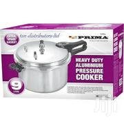 Prima Heavy Duty Aluminium Pressure Cooker 9 Liter | Kitchen Appliances for sale in Lagos State
